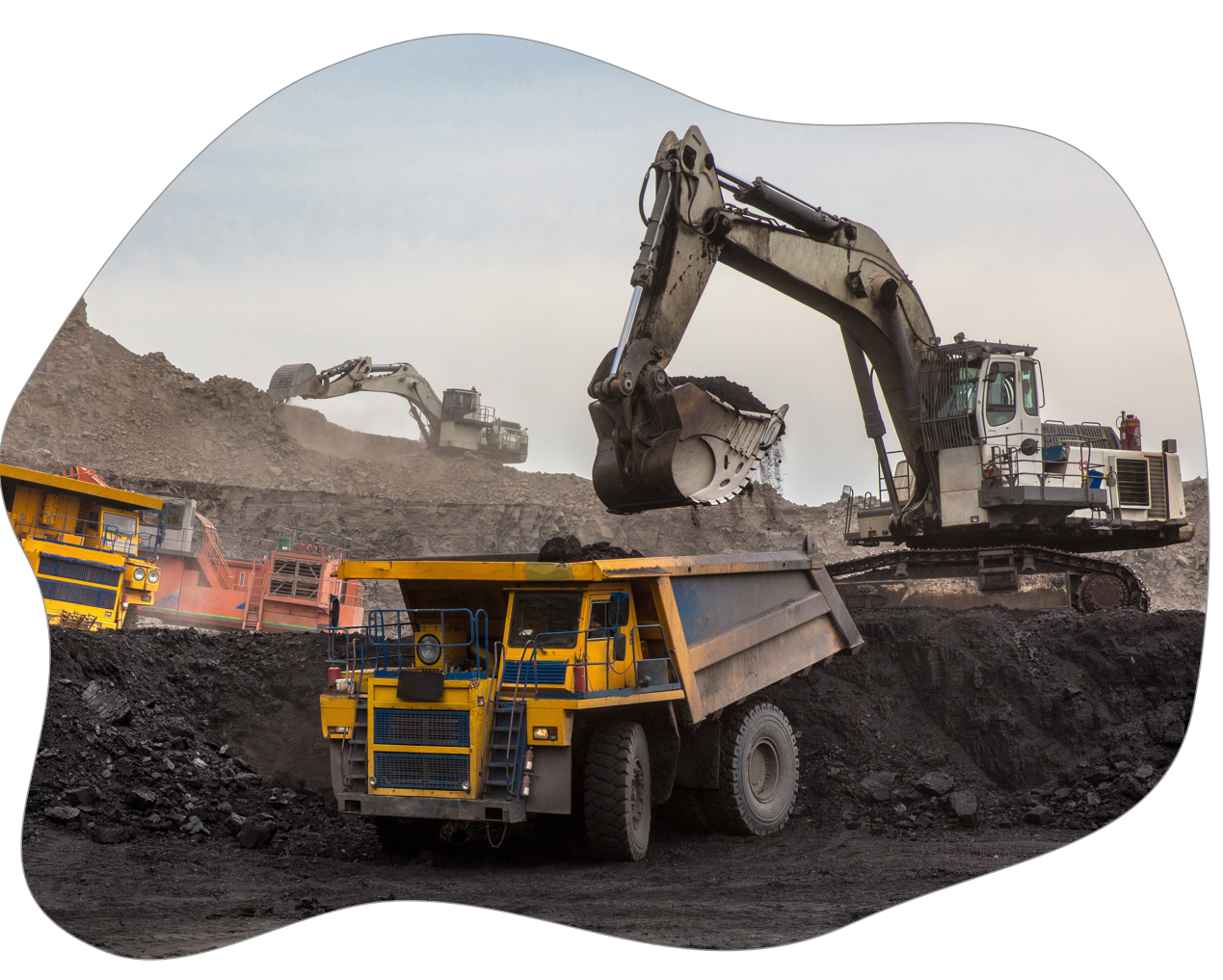 GroundHog Open Pit Mining Software Connected Miner