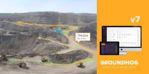 GroundHog V7 boosts Mining with Intelligent Dispatch and Grade Control